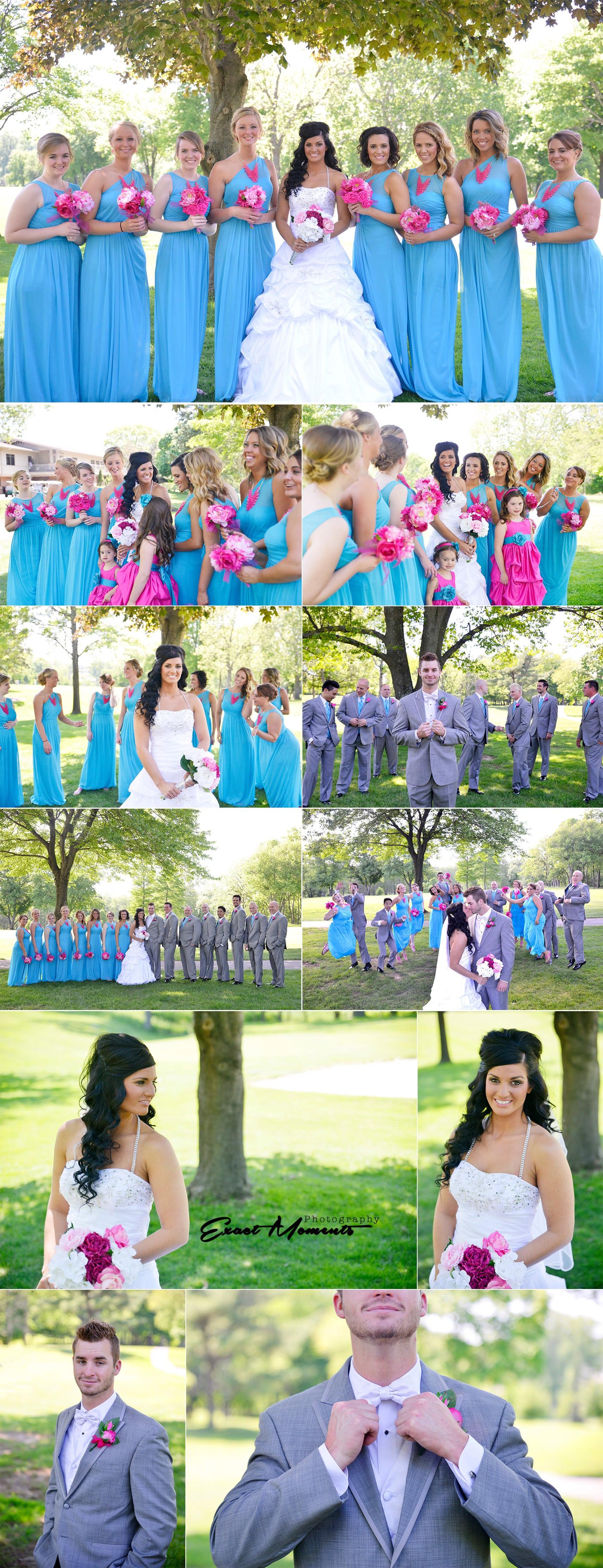 3-York Golf Club Wedding, Columbus OH
