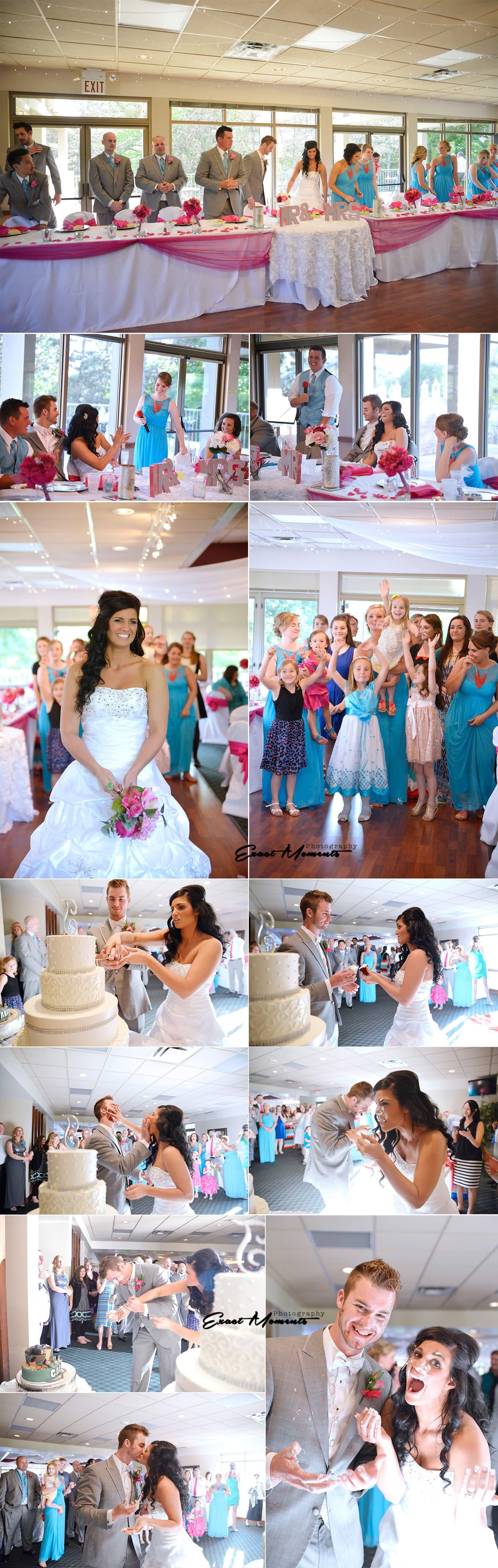 6-York Golf Club Wedding, Columbus OH