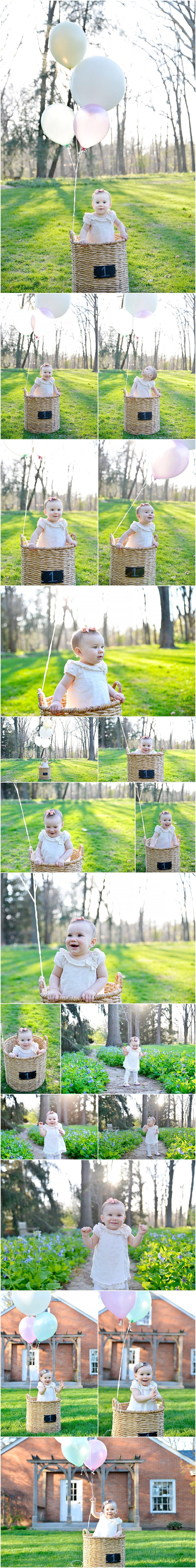 1 year old photos inniswood metro gardens columbus ohio