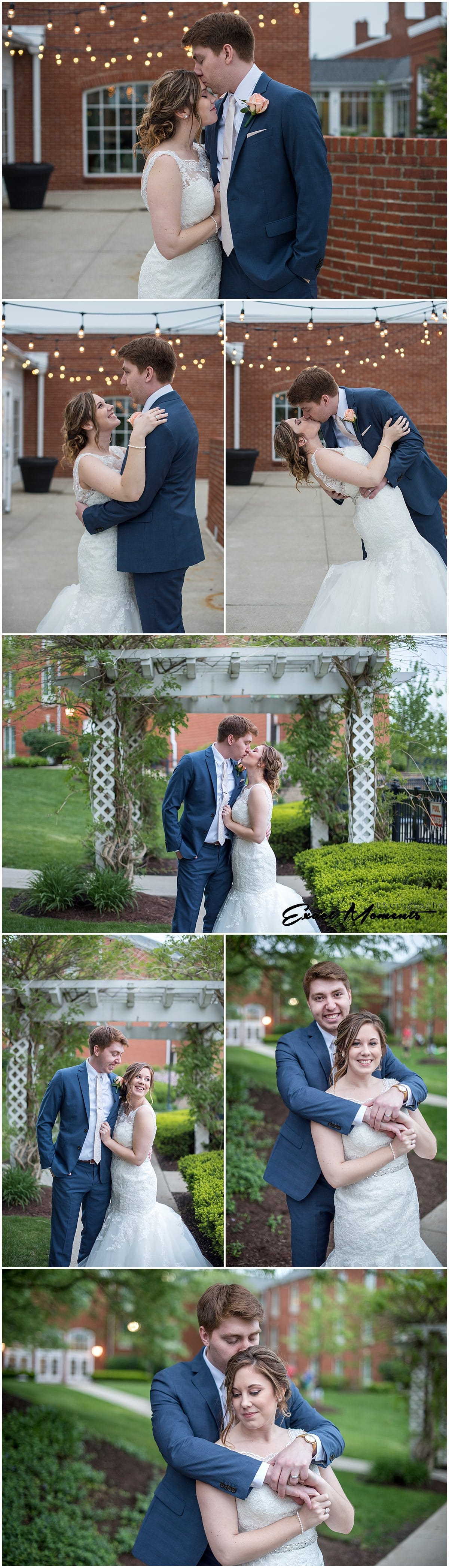 Nationwide Hotel and Conference Center wedding Venue Columbus Ohio