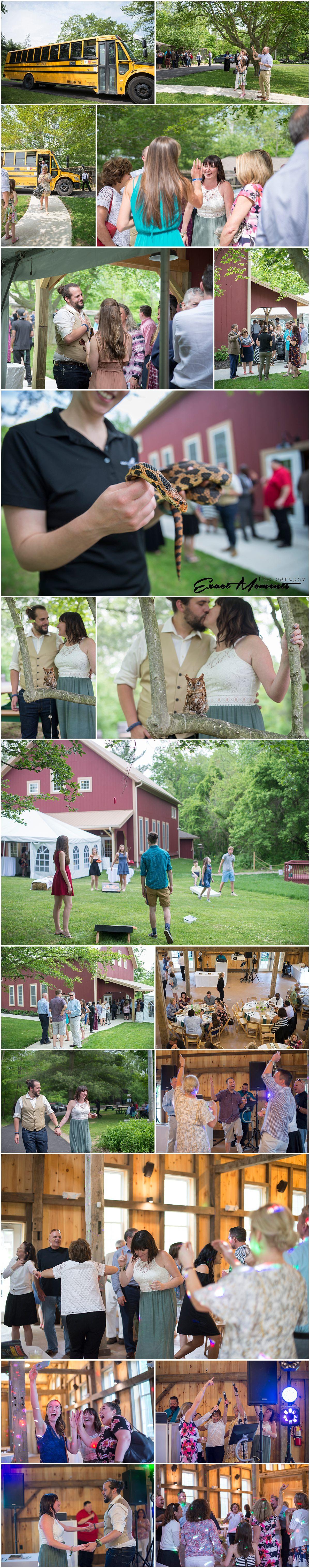 Ohio Wildlife Center Wedding