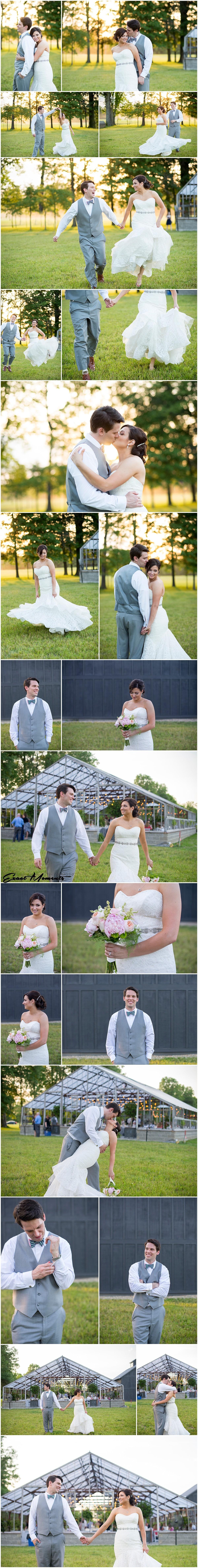 Oak Grove Jorgensen Farms Wedding venue Columbus Ohio