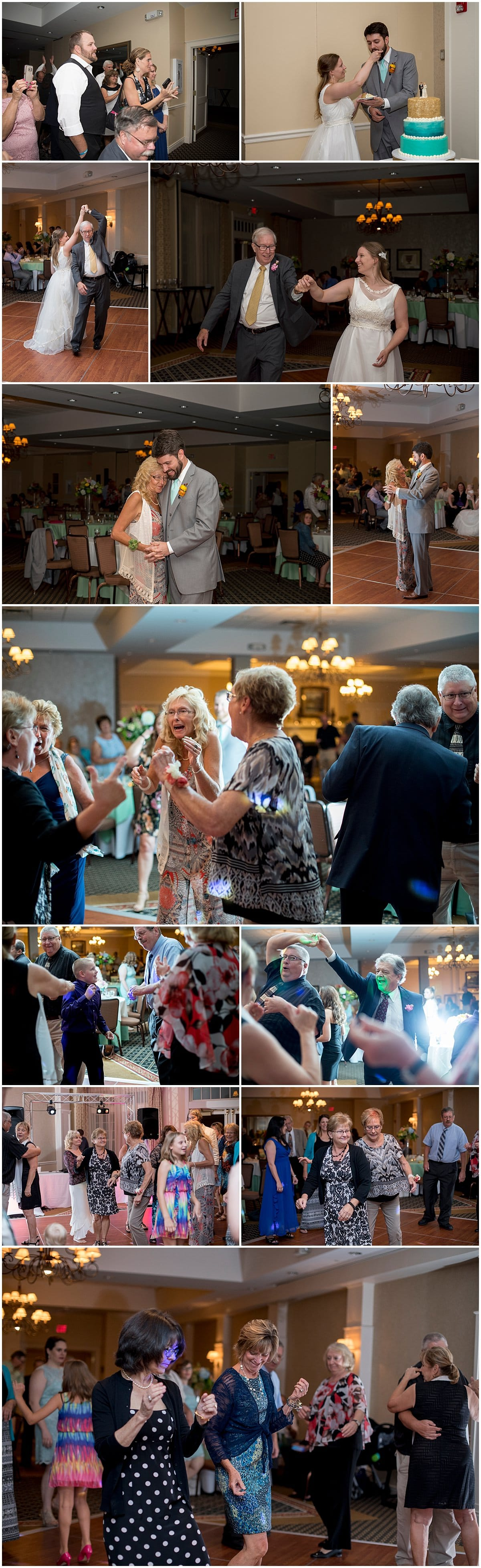 Jefferson Country Club Wedding Reception