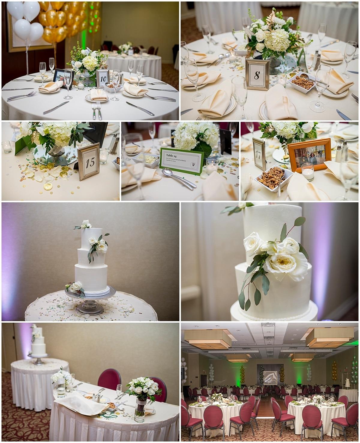 Crowne plaza columbus Ohio wedding