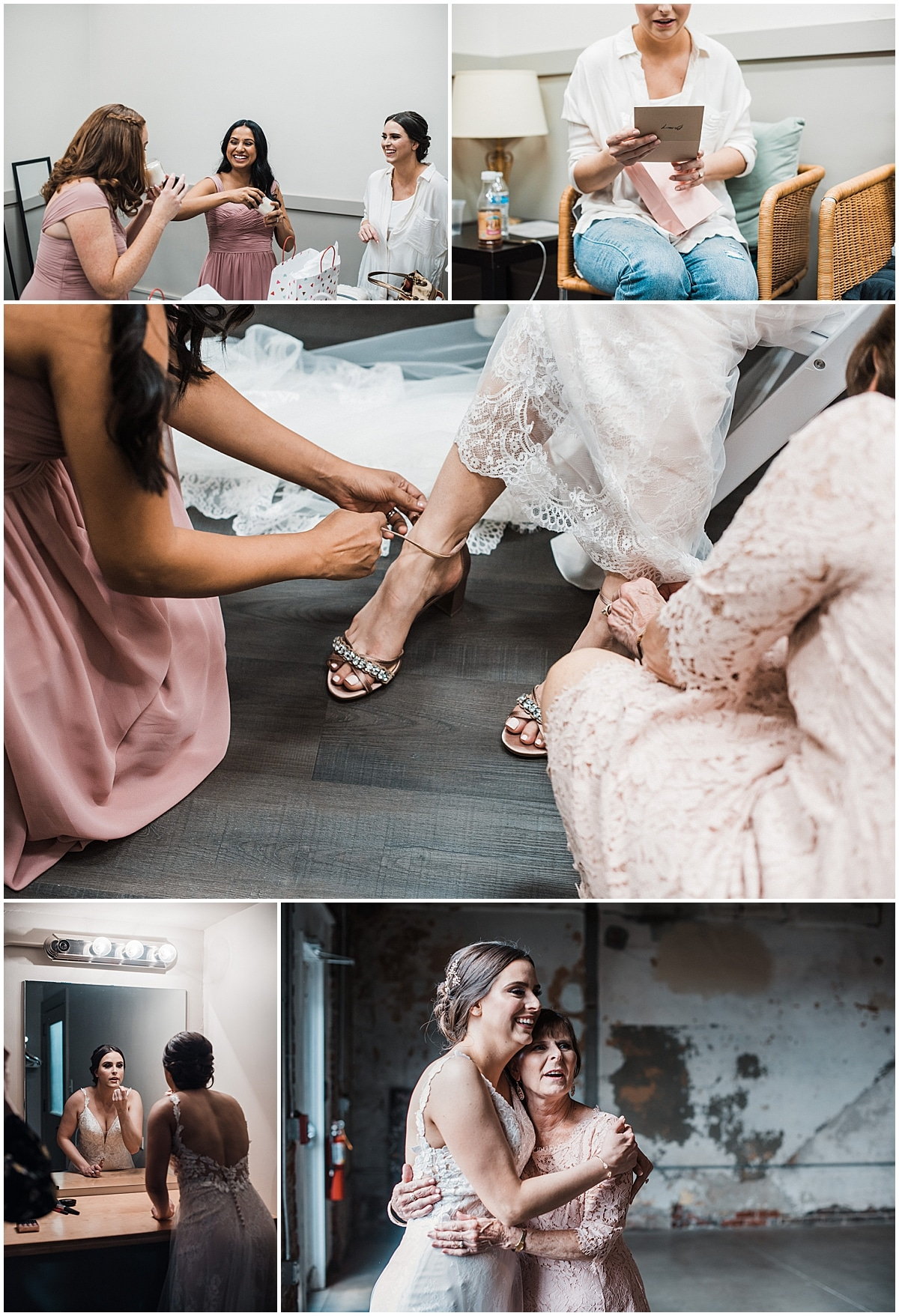 Strongwater Wedding