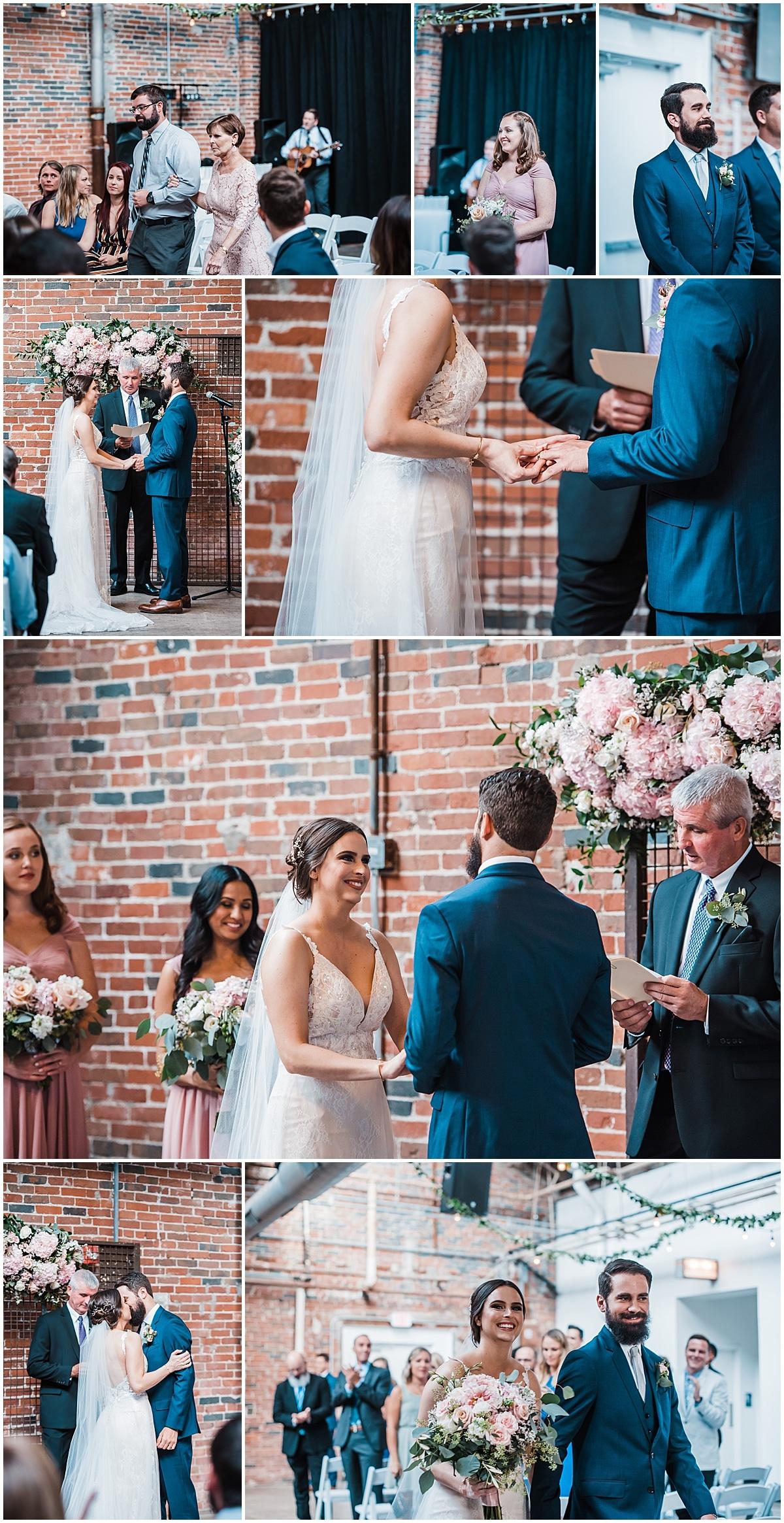 Strongwater Wedding Ceremony