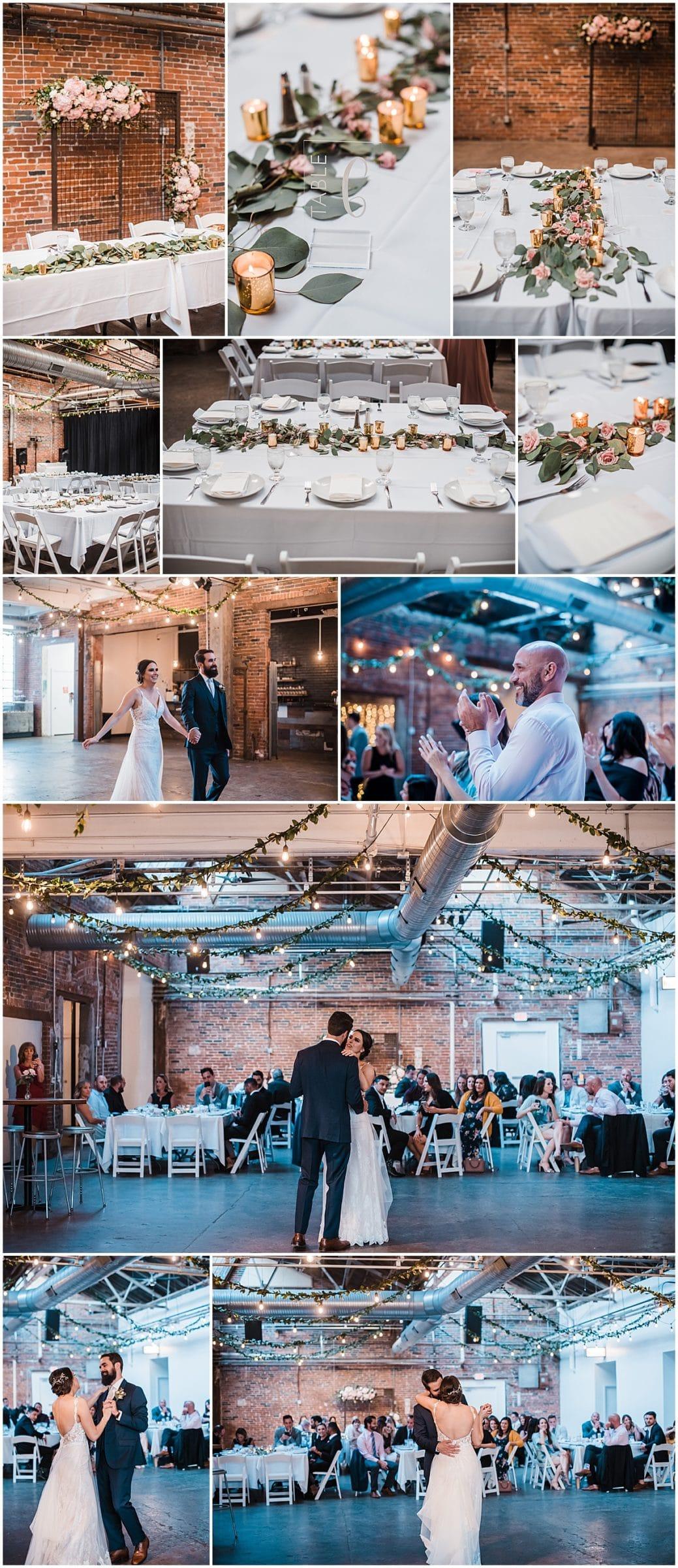 Strongwater Wedding Reception