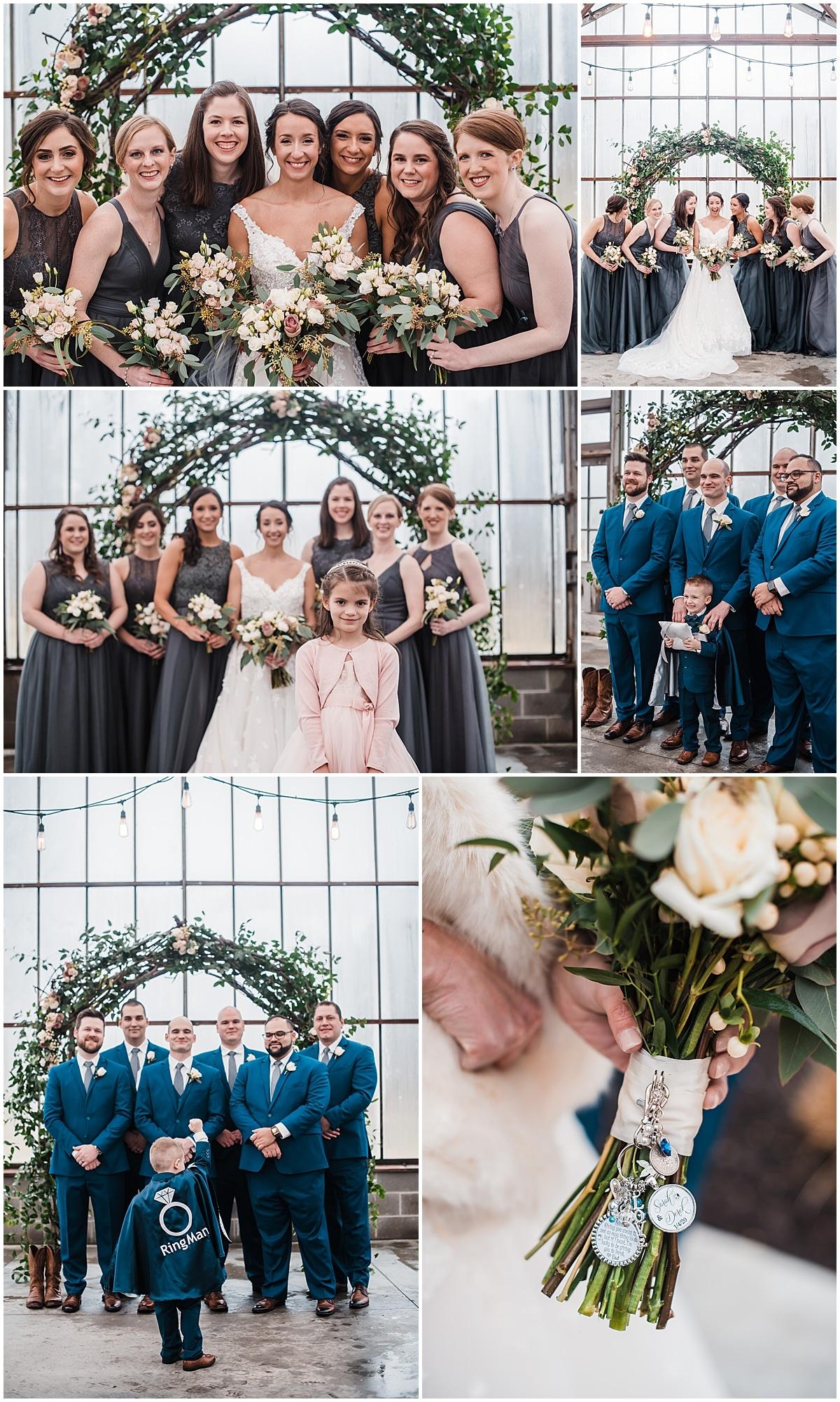 Oak Grove wedding