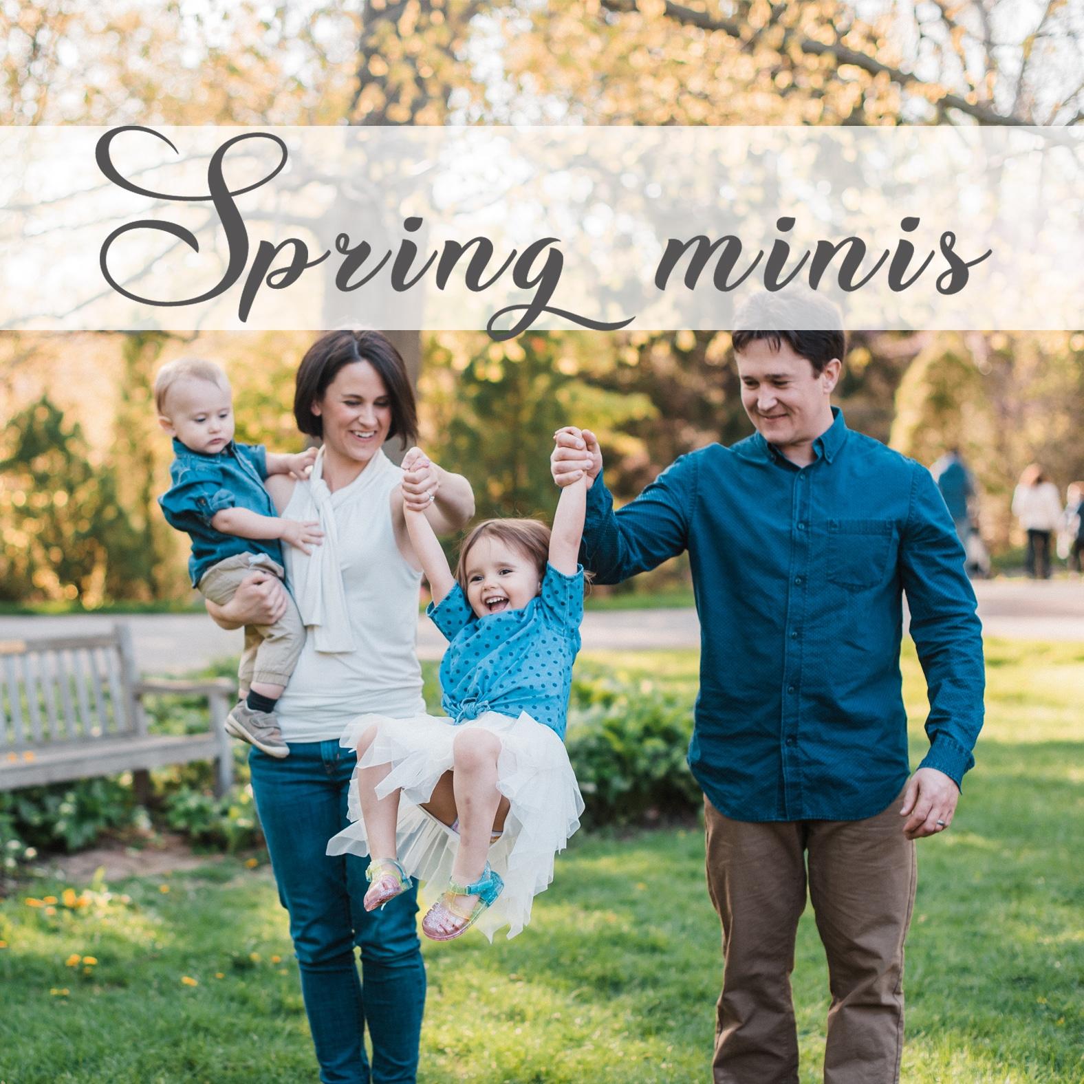 spring minis 2020