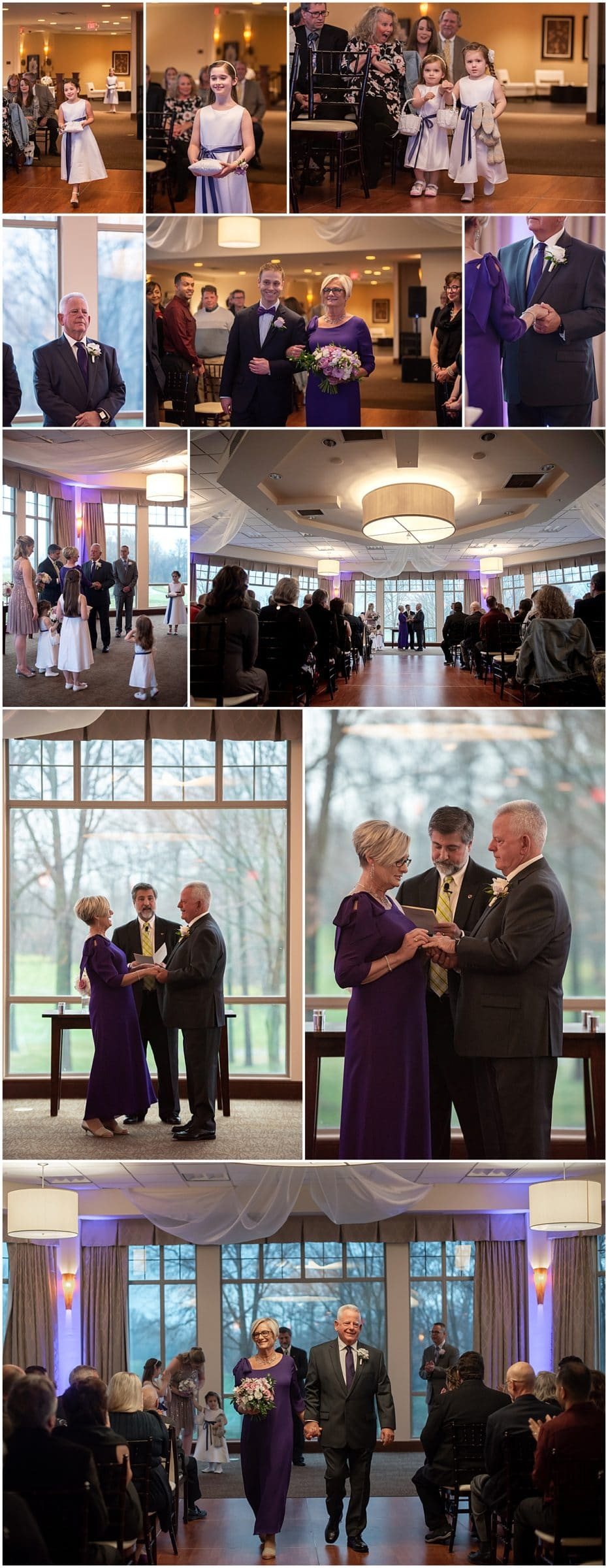 Scioto Reserve Country Club ceremony