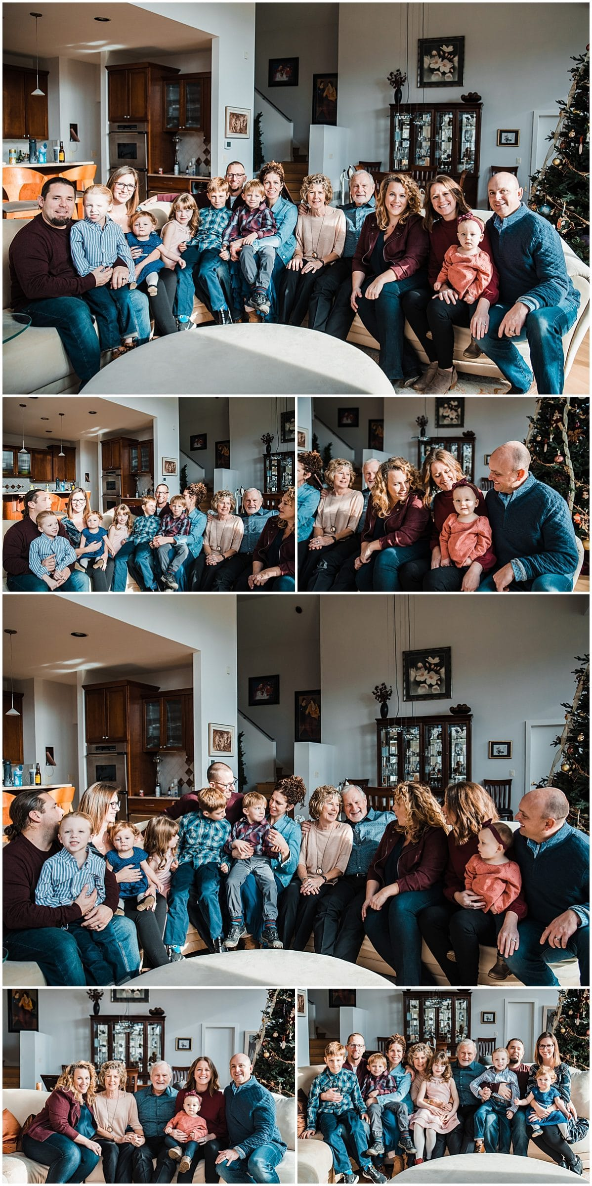 extended family session in columbus ohio