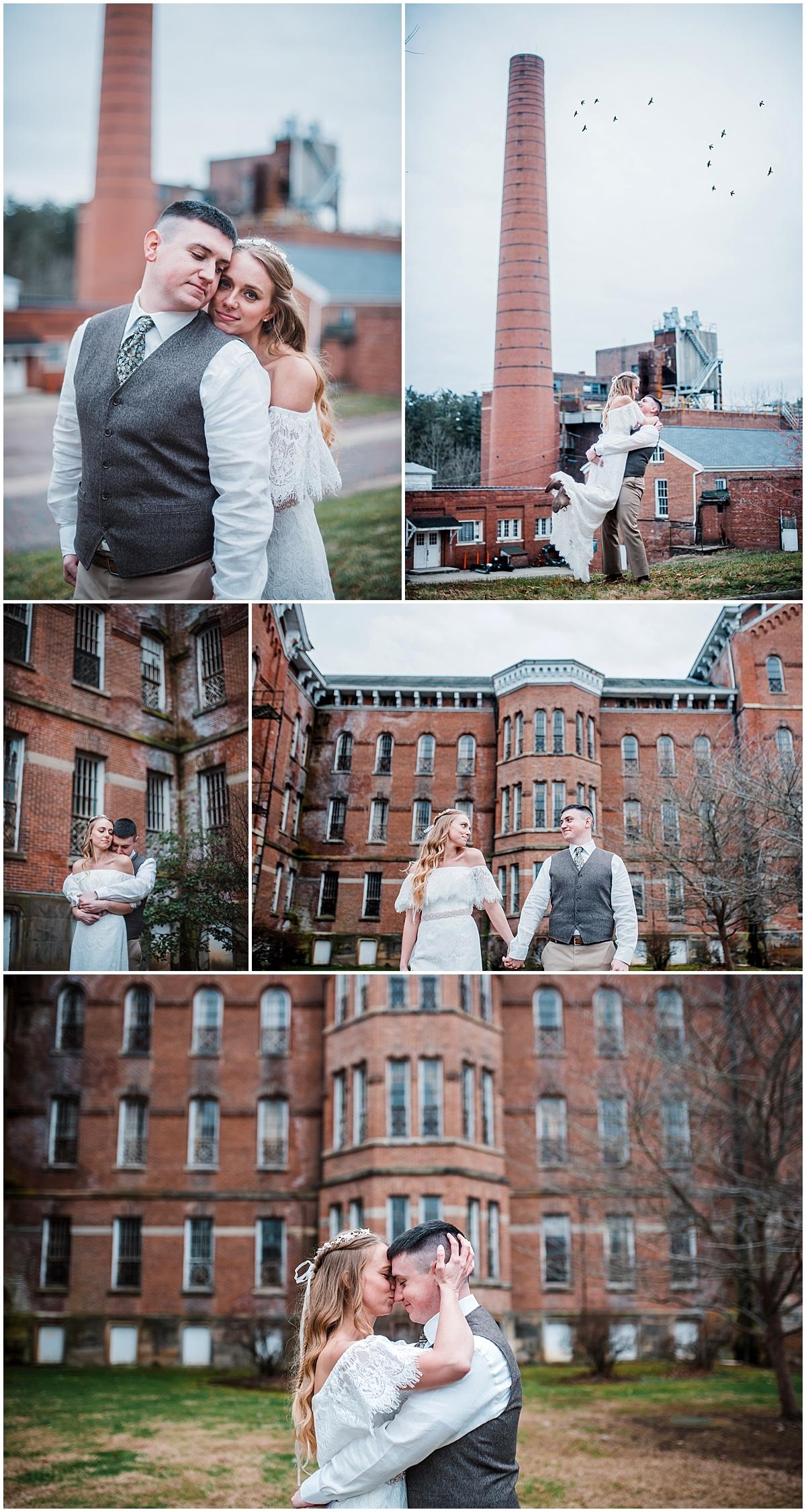 elopement in ohio university