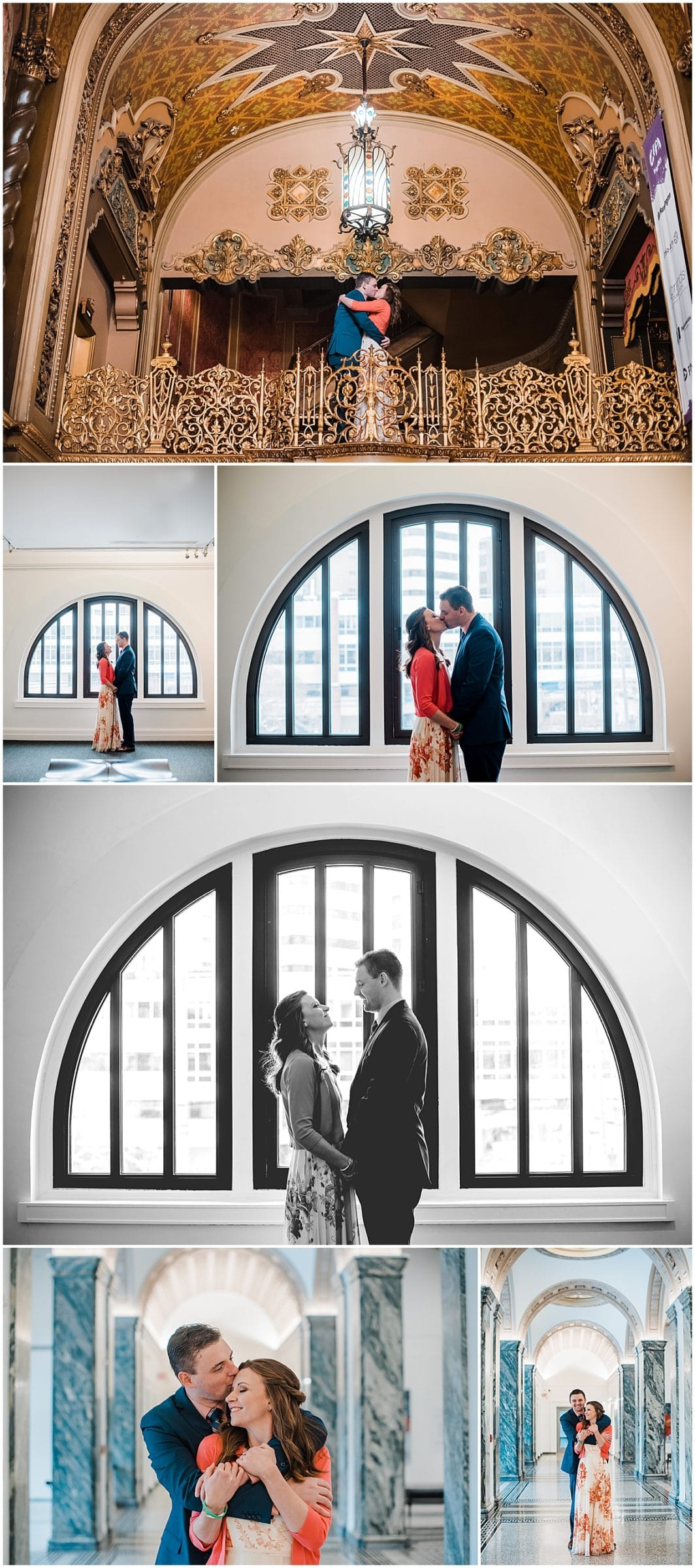 Intimate weddings in Downtown Columbus
