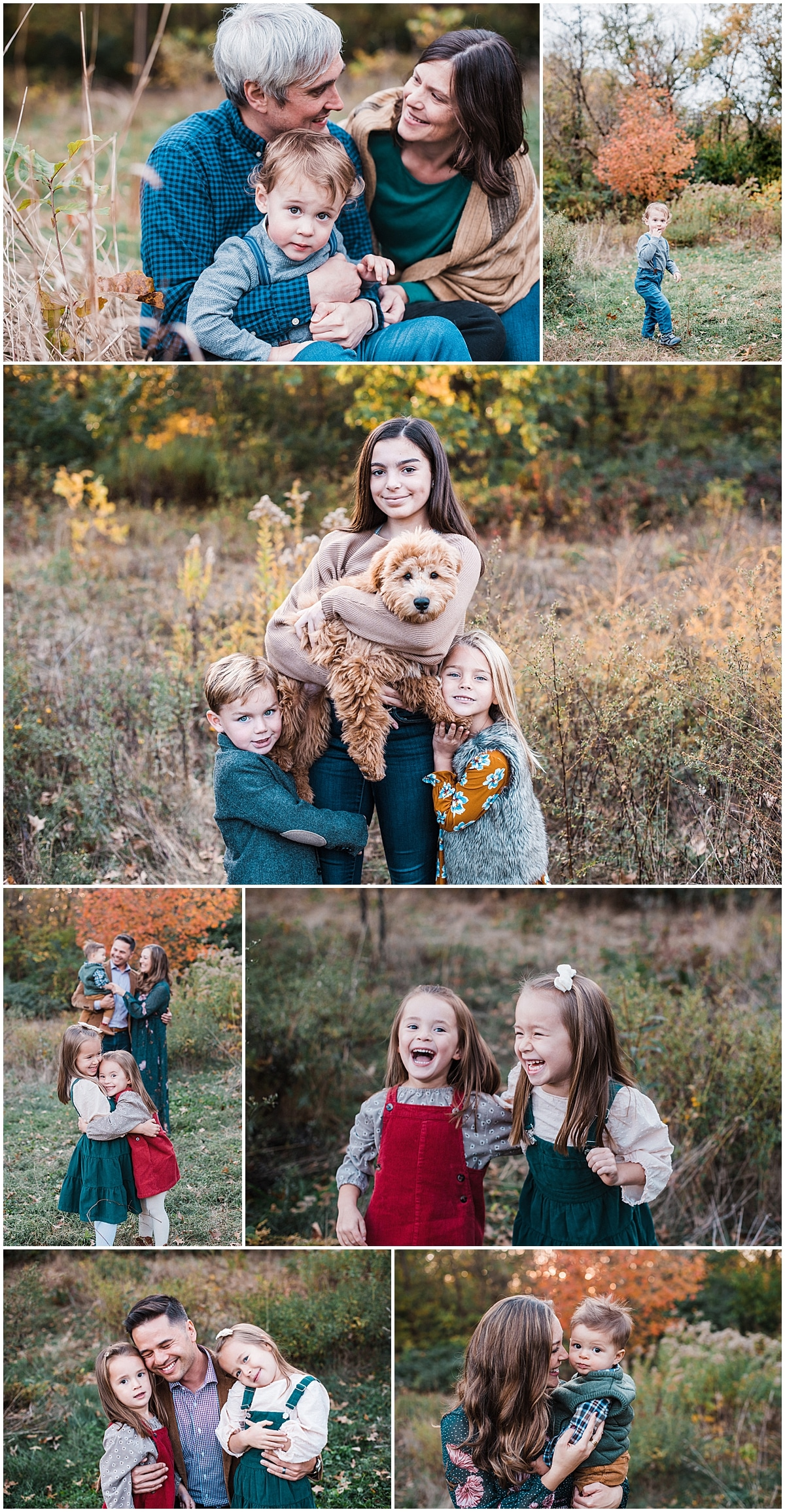 Fall Mini Photography Sessions in Columbus