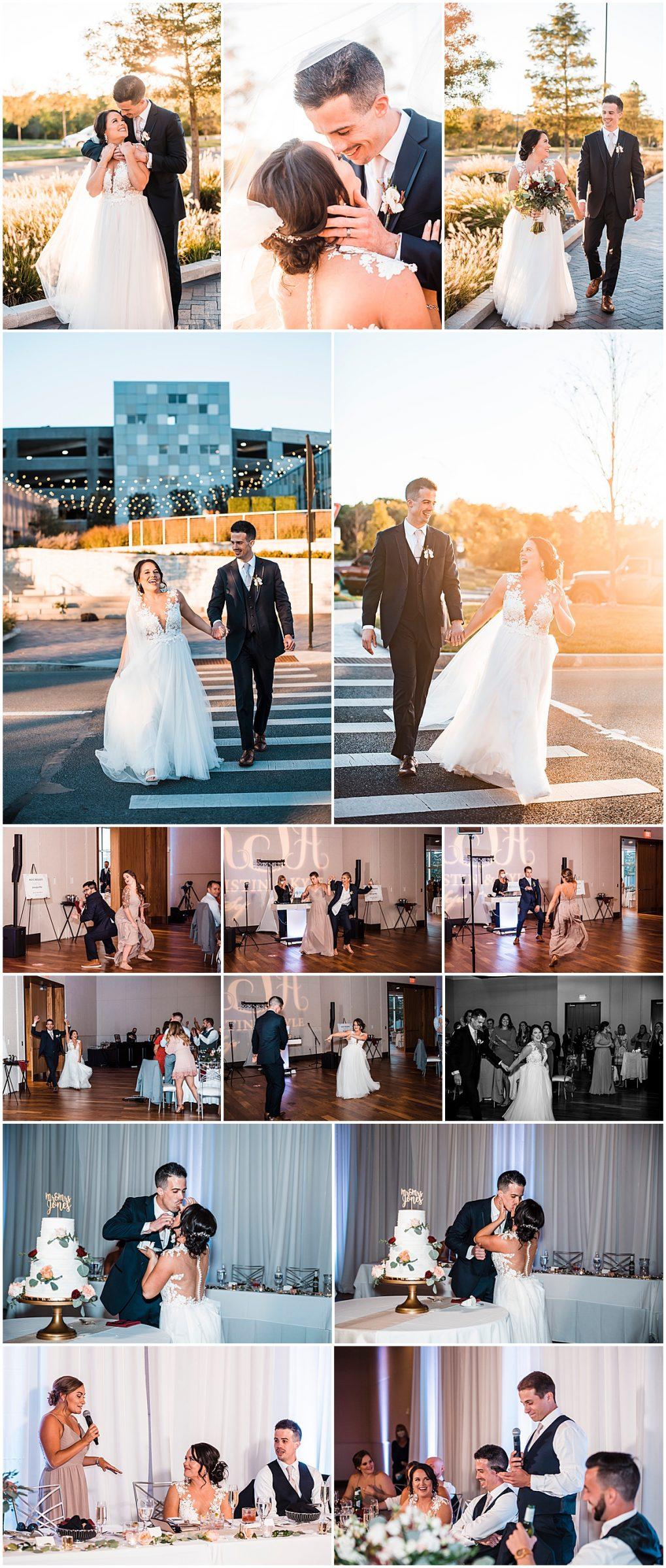 The Exchange Wedding Dublin Ohio